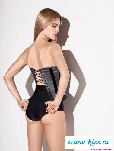 Женственная голая Фернанда Лима - раздетые знаменитости